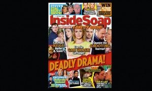 The new Inside Soap issue is here! Check out what's happening this week!