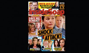 Get your new Inside Soap! It's brilliant, the best – and a bargain!
