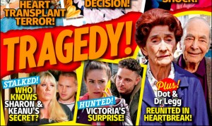 It's here – your brill brand-new Inside Soap!