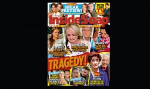 Check out our Inside Soap issue! Gossip, news, chats and pics!