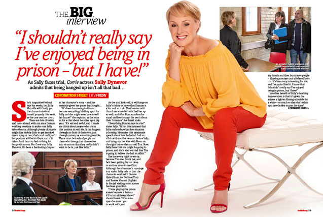 The Big Interview: We chat to the stars!
