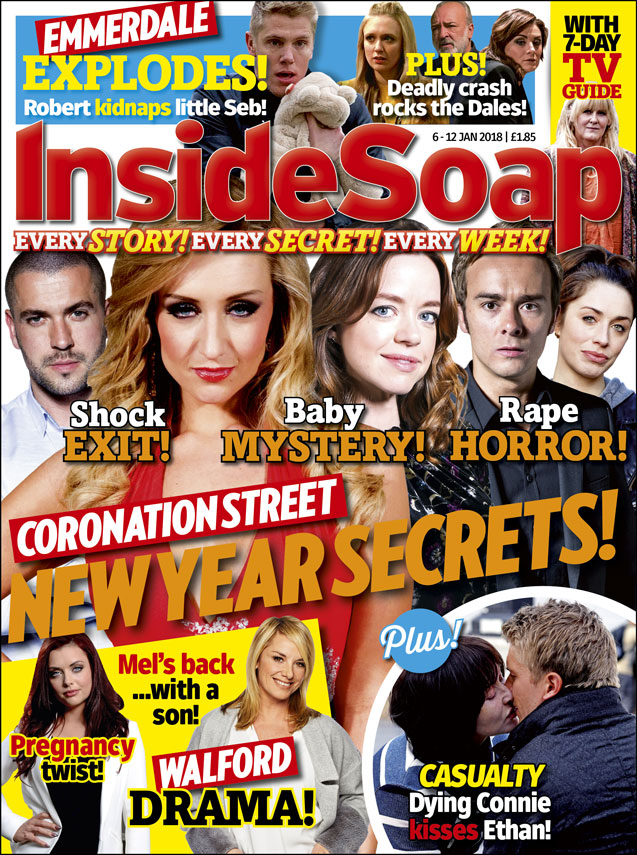 The Brand New Issue Of Inside Soap